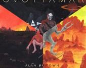 SALE - Ovoyyamar - Volumes 1, 2, & 3 - Fantasy Horror Comic Books