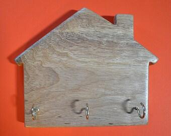 Myrtlewood key holder