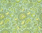 Tula Pink Elizabeth Bats in the Belfry in Tart Cotton Fabric One Yard