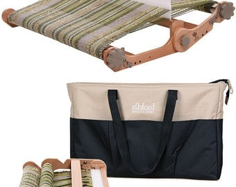 Introducing The All New Ashford Knitters Loom 20 Inch With Travel Bag Free Shipping