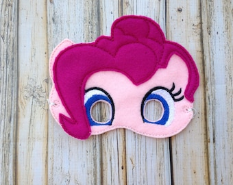 Pinkie Pie Inspired Mask