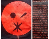 "Preacher - ArseFace ""Nuh Amuhcuh Tuh"" Tour Concert unisex tshirt!"