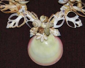 Handmade Sea Shell Necklace