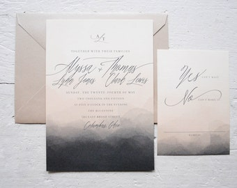 Alyssa Wedding Invitation