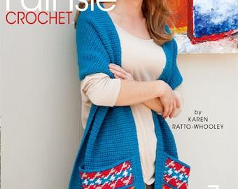 Learn to Fair Isle Crochet