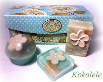 Gift Soap Set