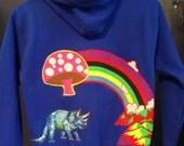 Youth Dino Hoodie
