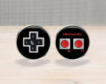 Nintendo Controller Cufflinks