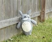 Totoro Plush - My Neighbor Totoro Amigurumi - Crochet