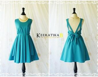 Peacock bridesmaid dress – Etsy