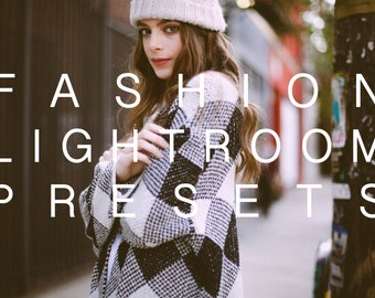 FASHION FILM | Adobe Lightroom 5 Preset | Wedding / Fashion photography