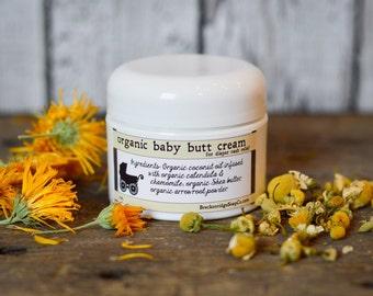 Organic Baby Butt Cream