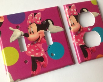 Minnie Mouse Room Decor Etsy Bedroom Decor