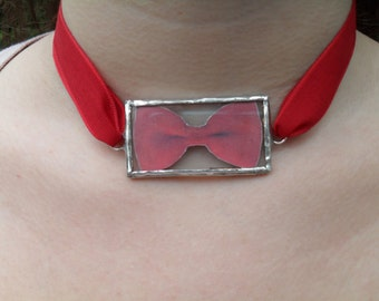 BOWTIES ARE COOL - red