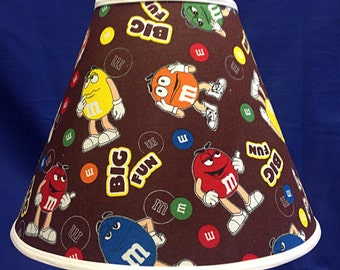 M & M Candy Lamp Shade