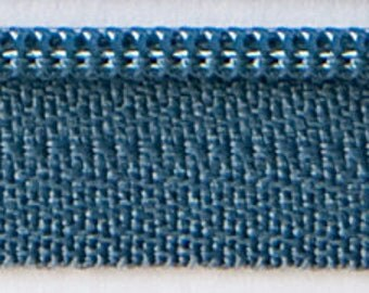 "Zipper 14"" Bristol Blue ATK 371 Atkinson Design"