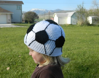 soccer hat//children's//19 inches//2 years old//1 year old//3 years old