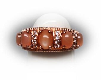 Sterling Silver Ladies Fashion Ring