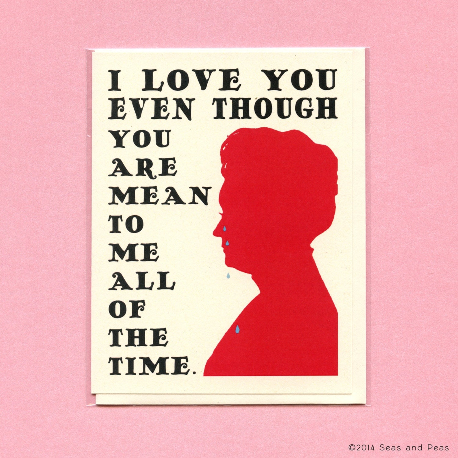 Mean greeting card – Mean Valentines Day Cards
