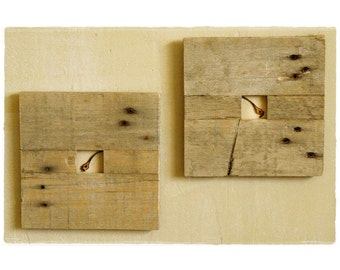 Genuine Pears .||.  Dried Pears in Reclaimed Pine