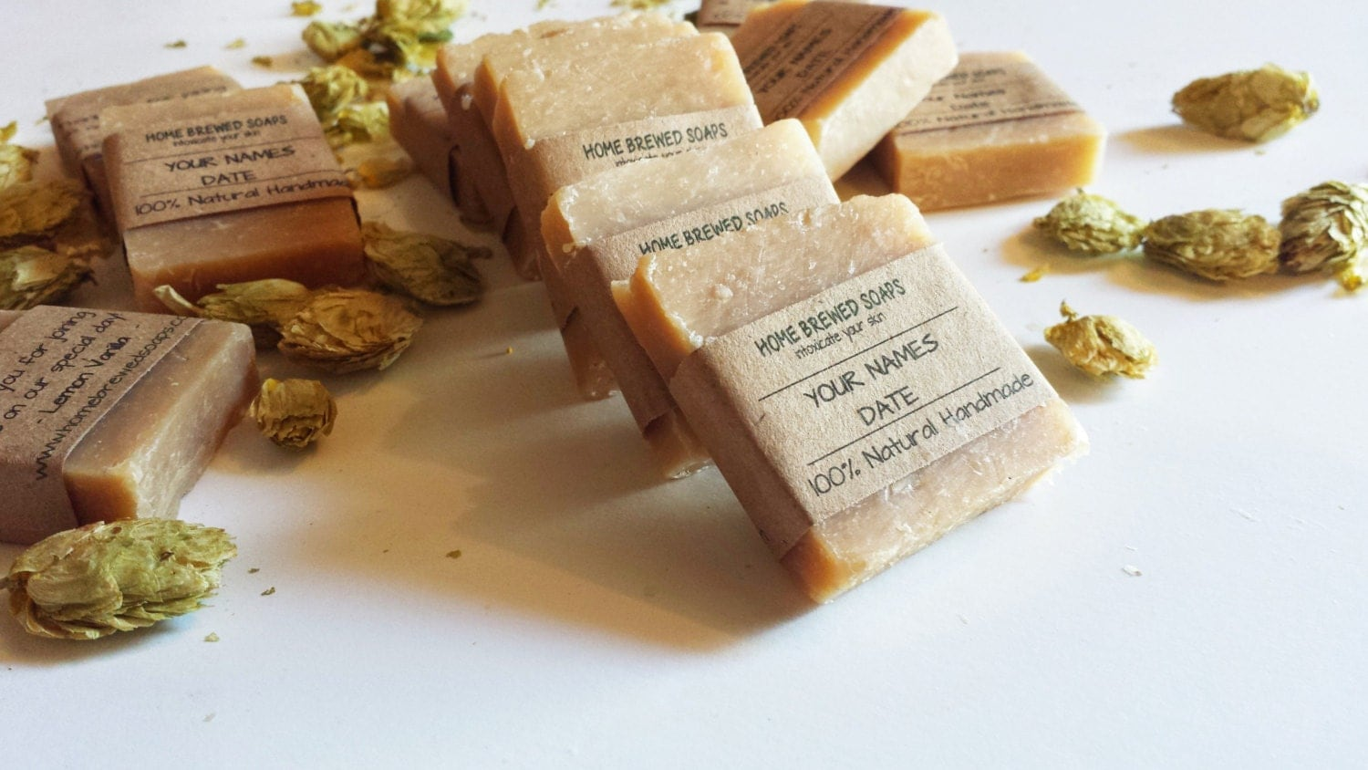 Beer soap wedding favors rustic wedding favors beer soap for Wedding favor supplies
