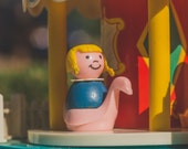 Fisher Price Little People Photograph - Marry Go Round - Limited Edition print no 5/125