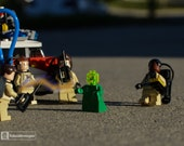 Lego Photograph - Ghostbusters - Limited Edition print no 12/125