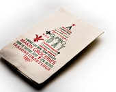 A Spicy Cajun Christmas Kitchen Towel