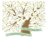 Completely Custom Family Tree