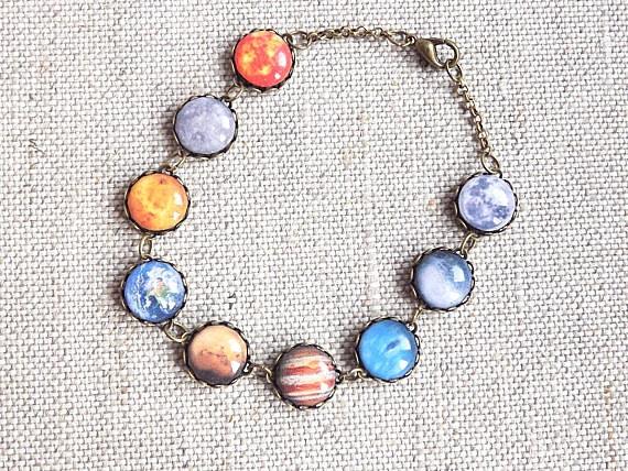 solar system bracelet materials - photo #30
