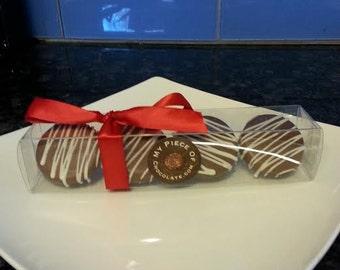 Gourmet Chocolate Covered Oreos