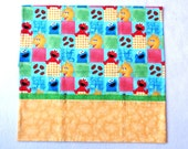 Sesame Street Pillowcase ready to ship