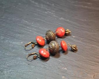 Boucles d'oreille collection rita