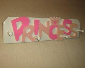 My Little Princess  - Kid's corner coat rack