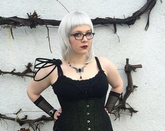 2 Cage Epaulettes - Gothic