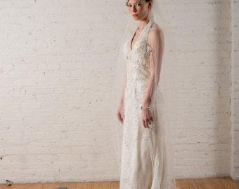 Great Gatsby wedding dress