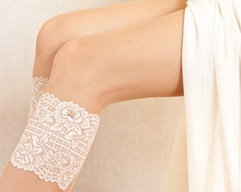 Lace Boot Cuffs Womens Boot Socks Womens Boot Cuffs Lace Boot Socks Bridal Cream Wedding Cuffs