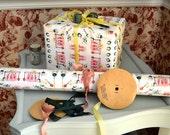 Custom Order for Erin, Gift Wrap Gardners Gift