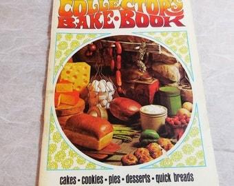 Collector's Bake Book - Occident King Midas Flour - Vintage Cookbook
