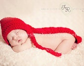 Little red riding hood cape, made to order,  photography prop or great gift.