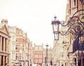 "London Gallery Art Print Set , Gallery Wall Art, London travel print  - ""Good Morning, London!"""