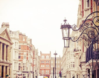 "London Gallery Art Print Set , Gallery Wall Art, London travel print  - ""Good Morning, London!"""