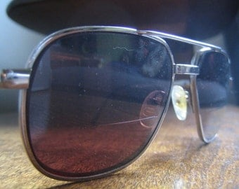 Vintage Aviator Prescription lens Sun Glasses