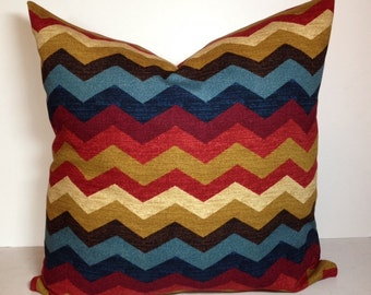 Panama Wave Gem Decorative Pillow Cover