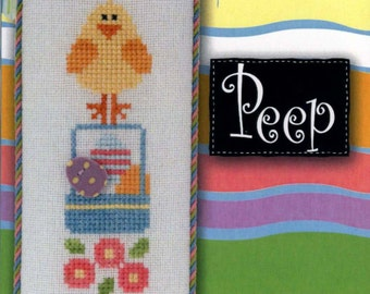 Lizzie Kate: Peep - a Limited Edition Cross Stitch Kit