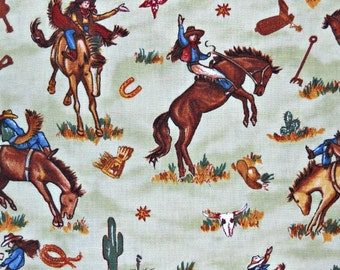 Queen of the Ranch Fabric, by Moda Classic, for Moda Fabrics, 100 Percent Cotton, 1 yard cut