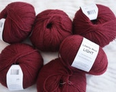 Classic Elite Liberty Wool  LIGHT wool yarn. NWT  6 matching skeins