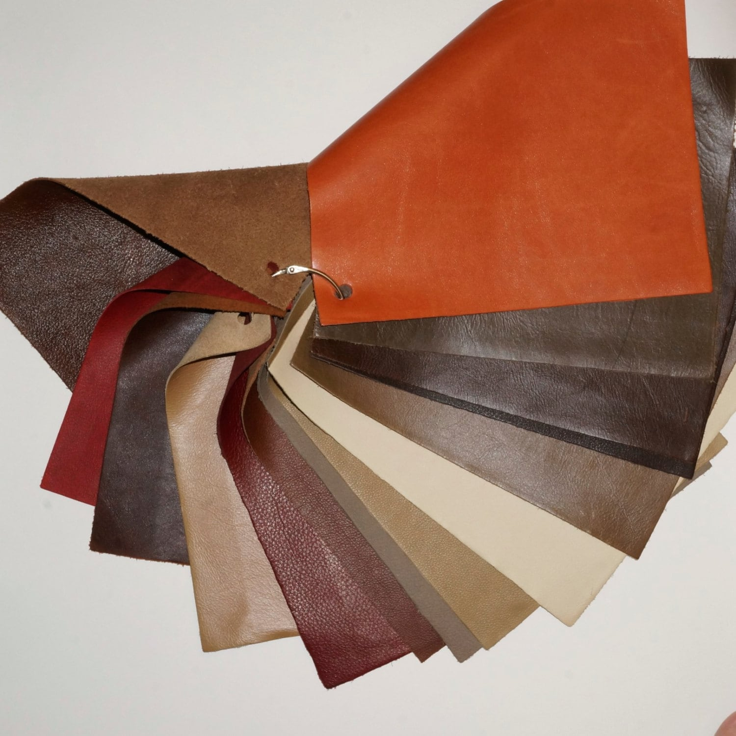 Leather samples lot craft supply leather craft for Wholesale leather craft supplies