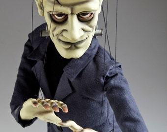 Frankenstein Czech Marionette Puppet L size