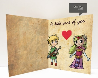 Zelda Valentine | Etsy